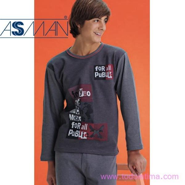 Pijama Assman niño 7510
