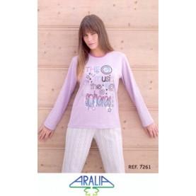 Pajama Aralia Style 7261