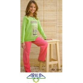 Pijama niña Aralia Ref. 7295