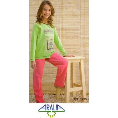 Girl Pajama Aralia Style 7295