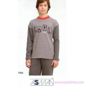 Pijama niño Assman 7364