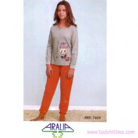 Girl Aralia pajama 7405