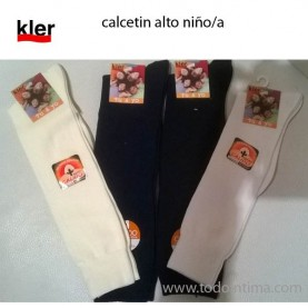High Nenuco sock style 12