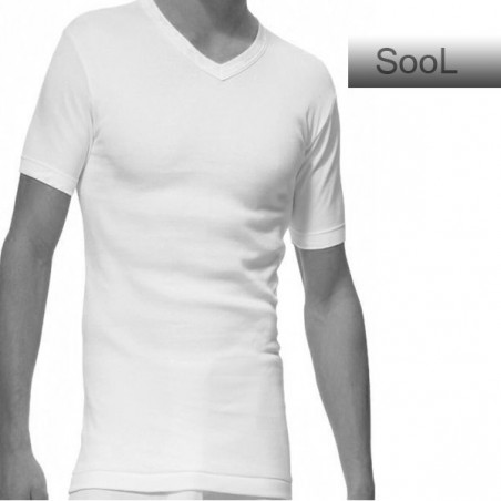 Camiseta algodón caballero 131