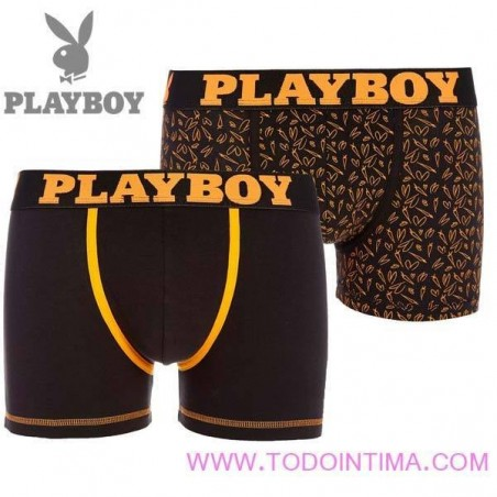 Pack 2 boxers playboy G00MB