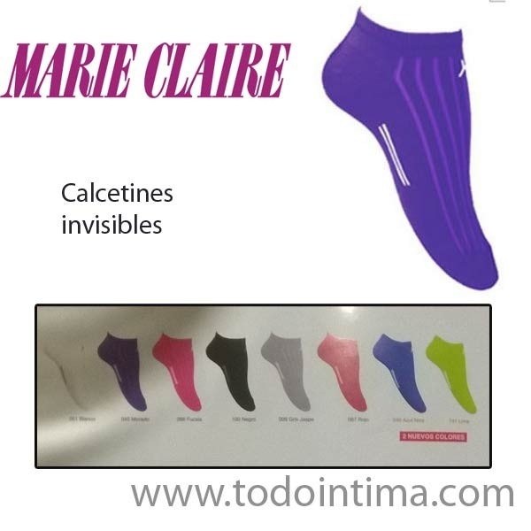 Calcetín invisible Marie Claire 9054