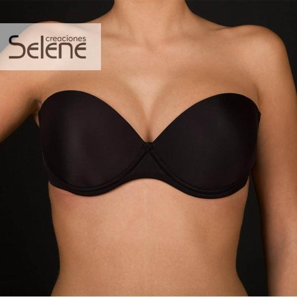 Double push-up bra selene Style Carlota