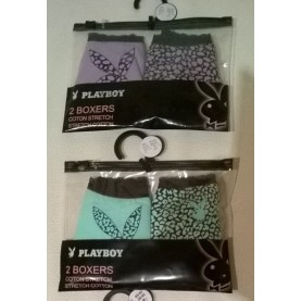 Pack 2 boxer Playboy G017O