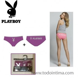 Pack 2 playboy briefs G00LQ