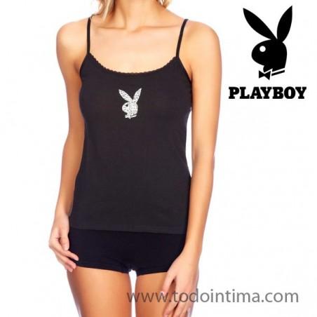 Playboy cotton vest G017R