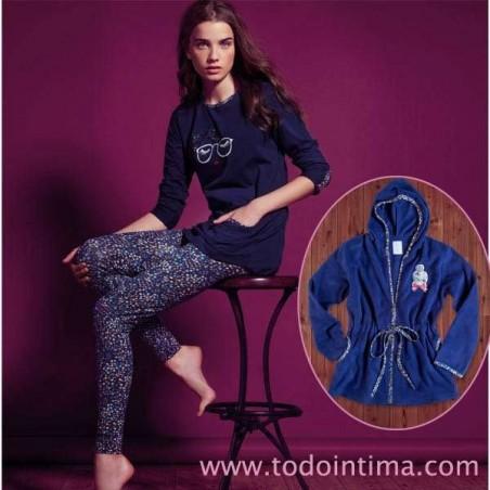 Pijama 3 piezas Gisela 1420