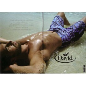 SWIMSUIT OF THE BRAND DAVID STYLE 1951-D4
