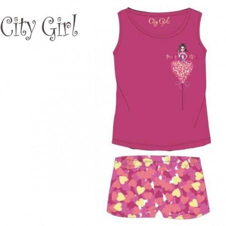 City Girl pajama 83985