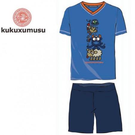 Kukuxumusu boy pajama 3135