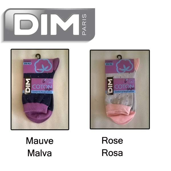 Calcetines Dim D019A