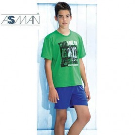 Pijama Assman Ref 7220