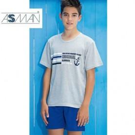 Pijama Assman Ref 7633