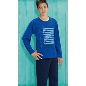 Pijama Assman Ref 7229
