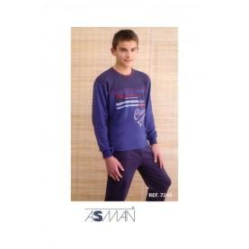 Pijama Assman Ref 7243