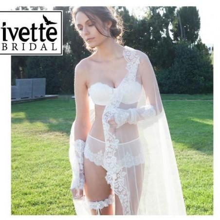 Ivette Garter Style 032 Rosa