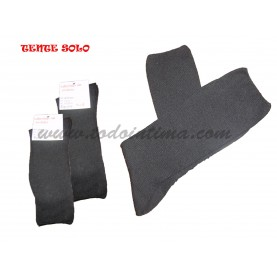 Pack 3 pares calcetines tente solo  ref.302