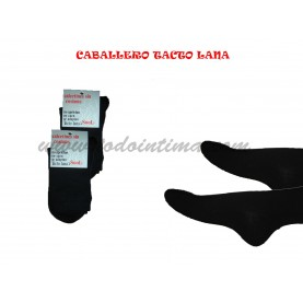 Pack 3 pares calcetines tacto lana Sool 304