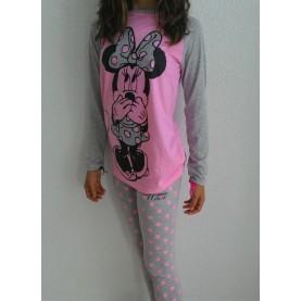Pijama Minnie 7105