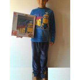 Pijama Minions 6700