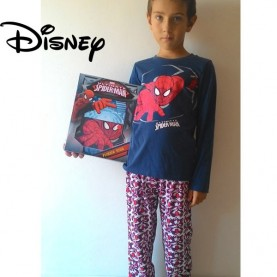 Pijama spiderman 6101