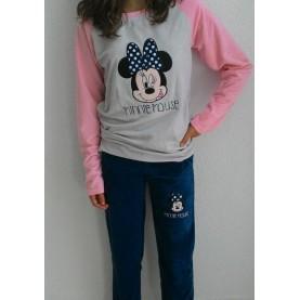 Pijama Minnie 7102