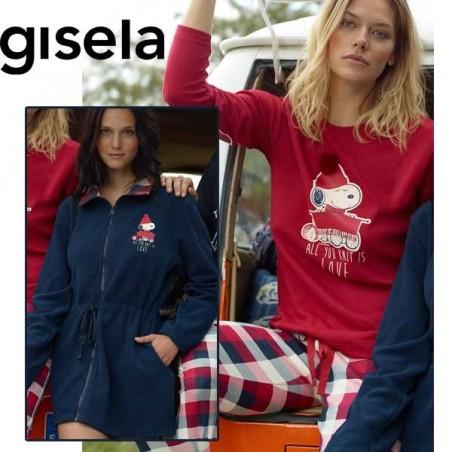Pijama 3 piezas Gisela 1304.3