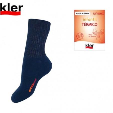 Enfant thermique chaussettes Kler 8080