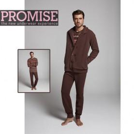 Promise pyjama de 3 pieces H30313