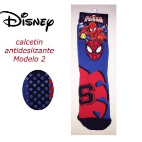 Non-slip Spiderman socks style 1