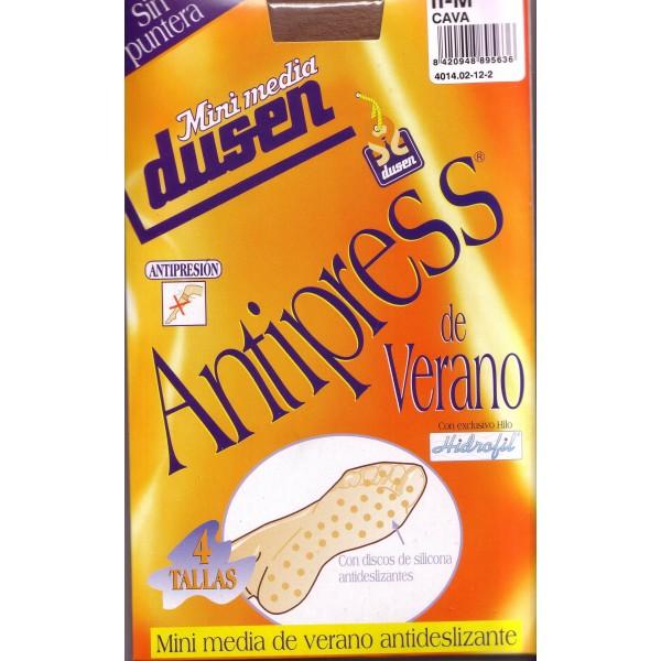 Mini media antipress de verano Dusen 4014