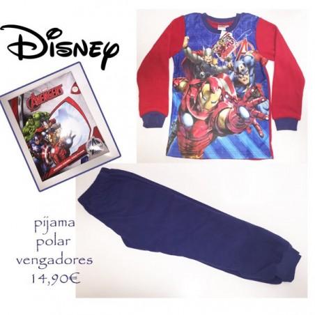 Pijama polar Vengadores 831-450