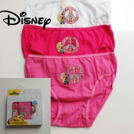 Pack 3 Disney briefs style 730-940