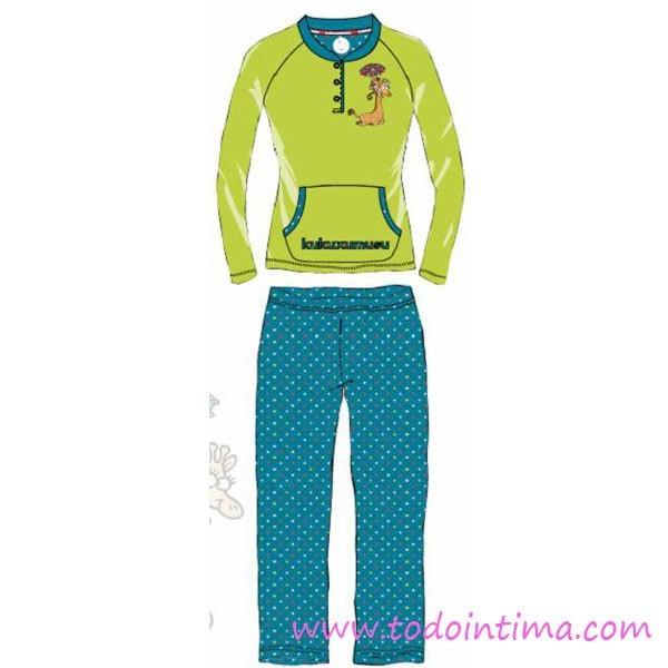 Pijama Kukuxumusu 4116
