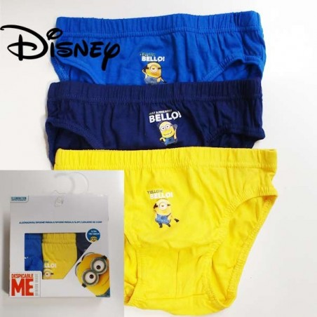 Pack 3 Disney briefs style 730-940