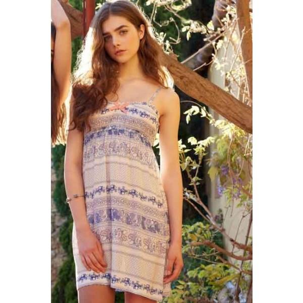 Gisela viscose nightdress 1338