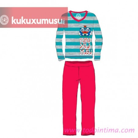 Kukuxumusu pajama 4153