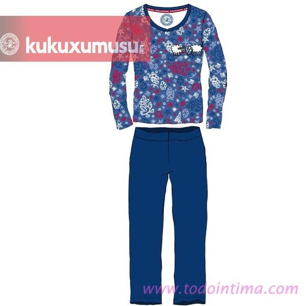 Pijama Kukuxumusu 4155