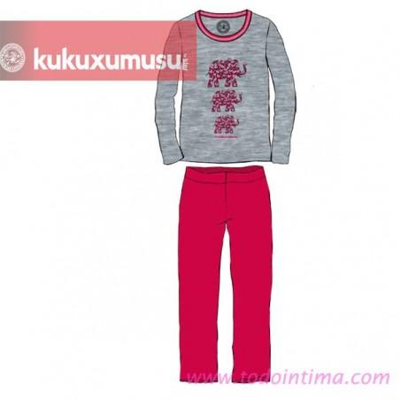 Pijama Kukuxumusu 4156