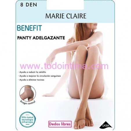 Panty dedos libres Marie Claire 4796