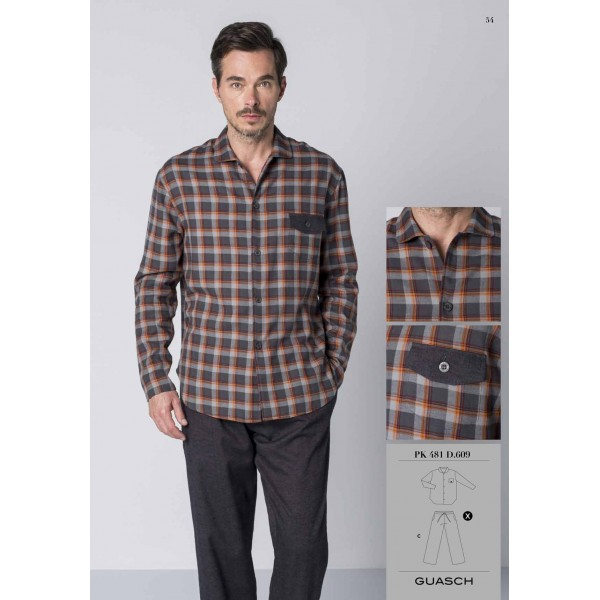 Viyella guasch pajama PK481D609