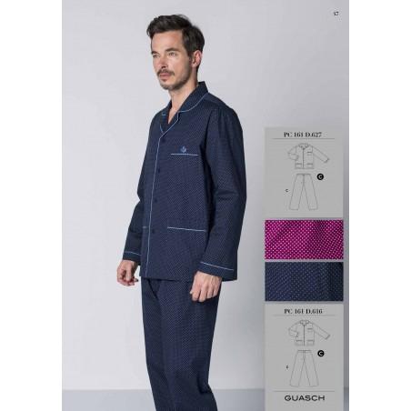 Guasch pyjama en popeline PC161D616