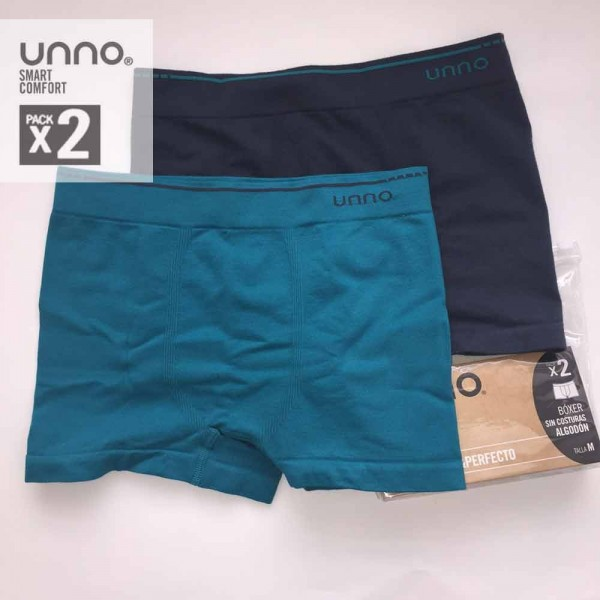 Pack 2 boxers Unno UH202