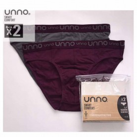 Pack 2 slipsUnno UH203