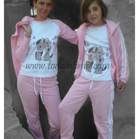 3 pieces pajama SooL Style 527G