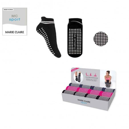 Marie Claire non-skid socks style 95155